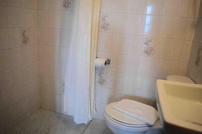 Bathroom at Casa Cristina