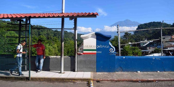 El Carmen border crossing