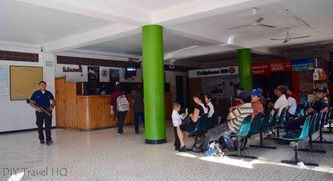 Santa Ana La Vencedora Bus Terminal