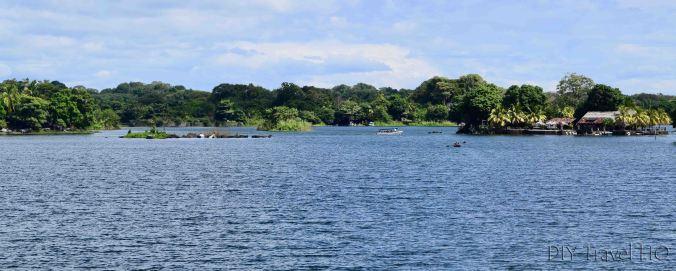 Las Isletas islands