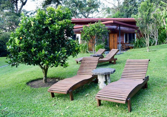 Relax in Arco Iris Lodge