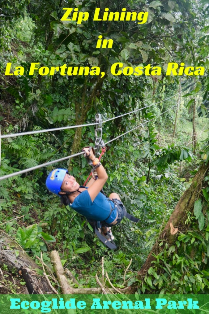 Zip through the treetops & swing like Tarzan on the slopes of Arenal Volcano with Ecoglide Arenal Park! They're the best in the business and their canopy tours are great value for money – you've got to do the Tarzan swing too! With the longest & tallest cables in La Fortuna, Costa Rica, find out why zip lining with Ecoglide Arenal Park is the most fun you can have in mid-air!