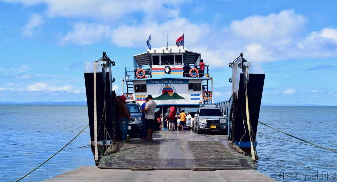 Ometepe Ferry From Moyogalpa to San Jorge