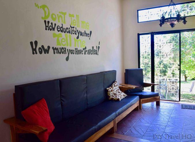 Lounge El Machico Hostel