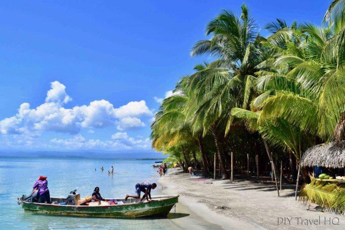 Playa Estrella Bocas del Toro