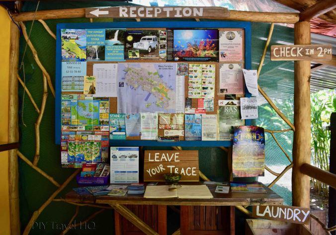 Reception Playa 506
