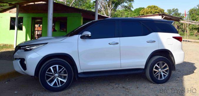 Guna Yala Explorer SUV
