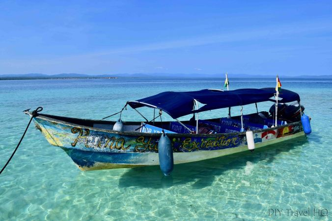 Guna Yala Explorer Speed Boat