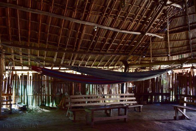 Spiritual Center on San Blas Island
