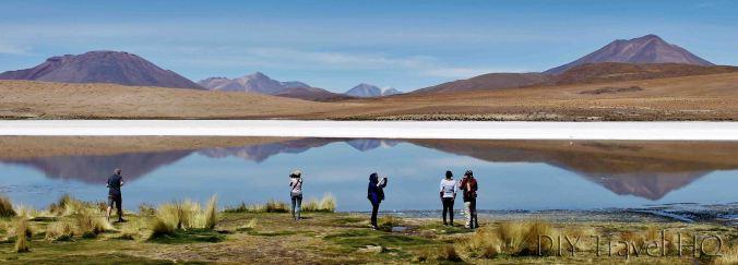 Mirror Lake Uyuni