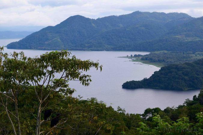 Lake Yojoa Honduras