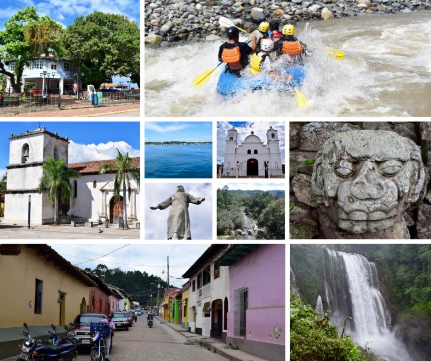 Things to see & do in HondurasT