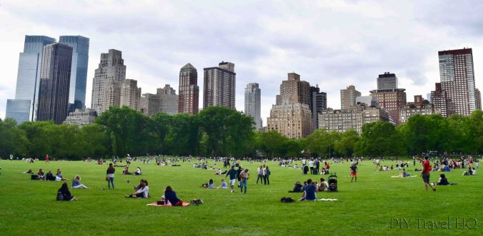 Central Park On Location Tours