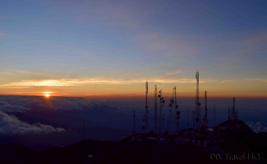 Hiking Volcan Baru for Sunrise