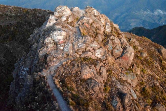 Volcan Baru Hiking Path