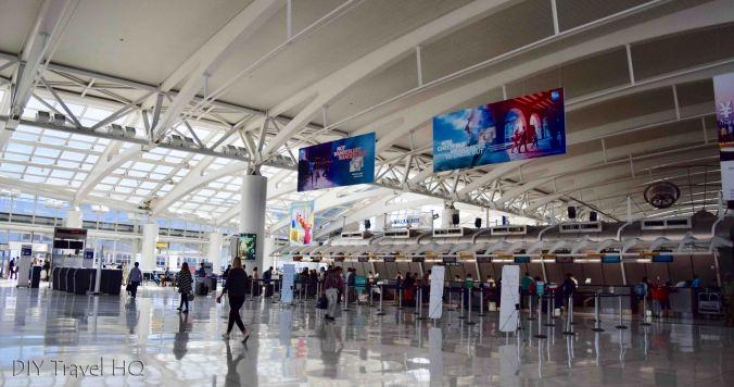 Taiwan Taipei Taoyuan International Airport