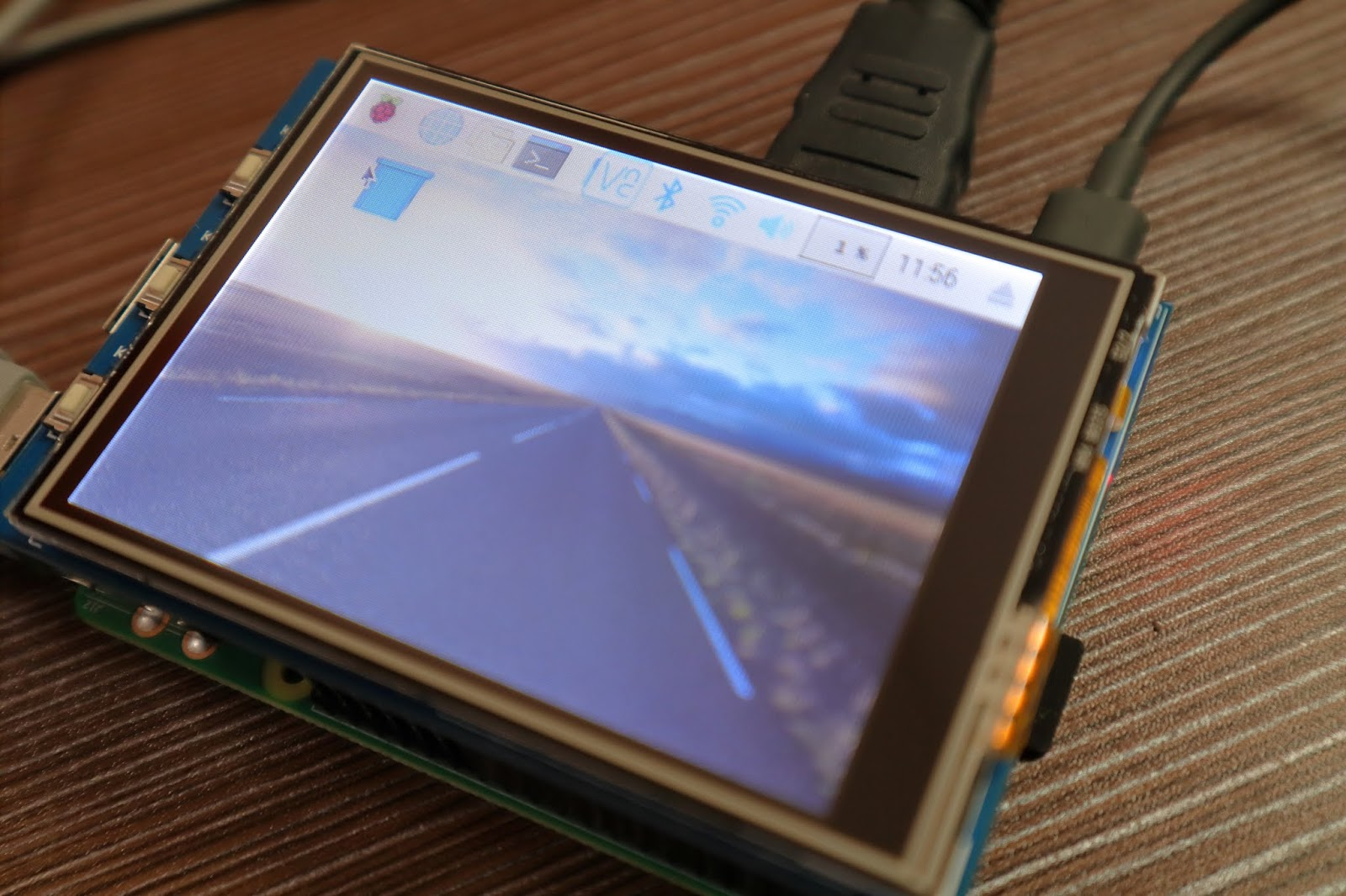 Getting started with Raspberry Pi SPI display