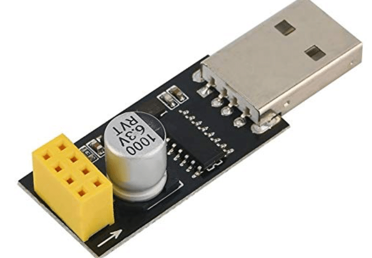 esp01 adaptor