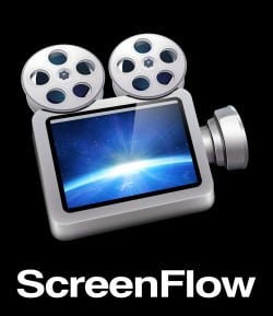 ScreenFlow 4 Logo
