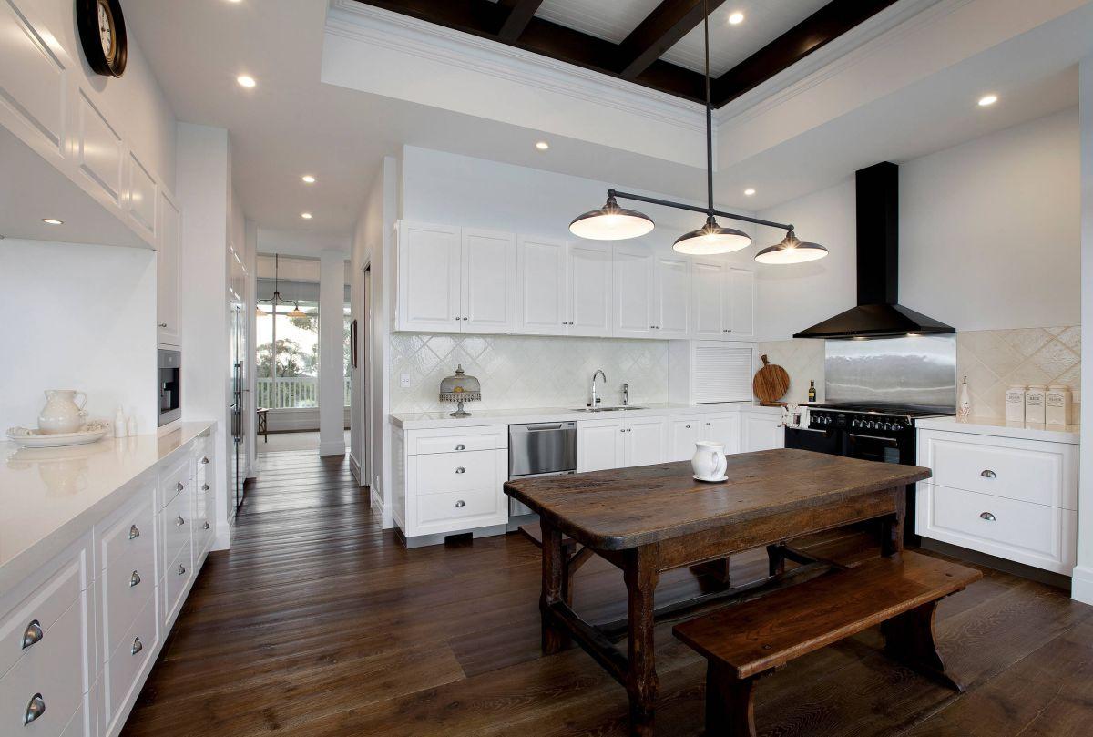 10 Reasons You Need A Farmhouse Kitchen Table - DIYVila