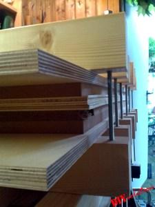 DIY Longboard aufbau Presse