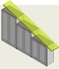 Fitted wardrobes under a sloping ceiling | DIY Wardrobes ...