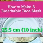How To Make A Breathable Face Mask Diy Ways