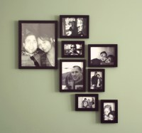 Create a Modern Picture Frame Wall Design - DIYwithRick