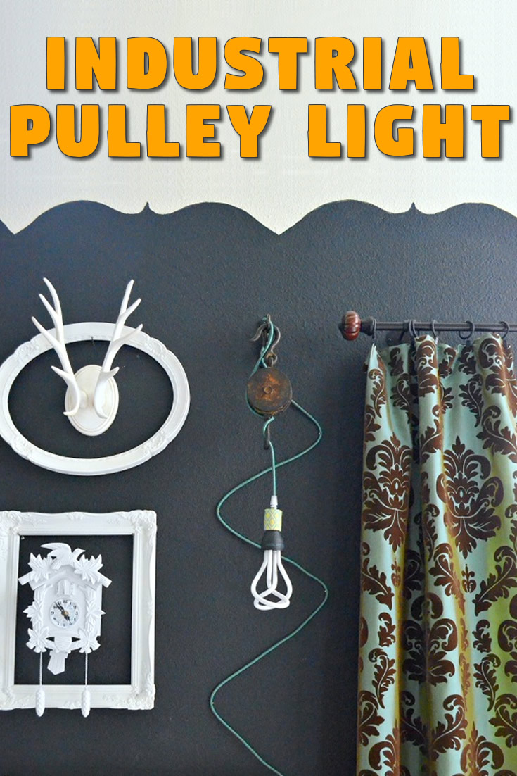 Industrial Pulley Light