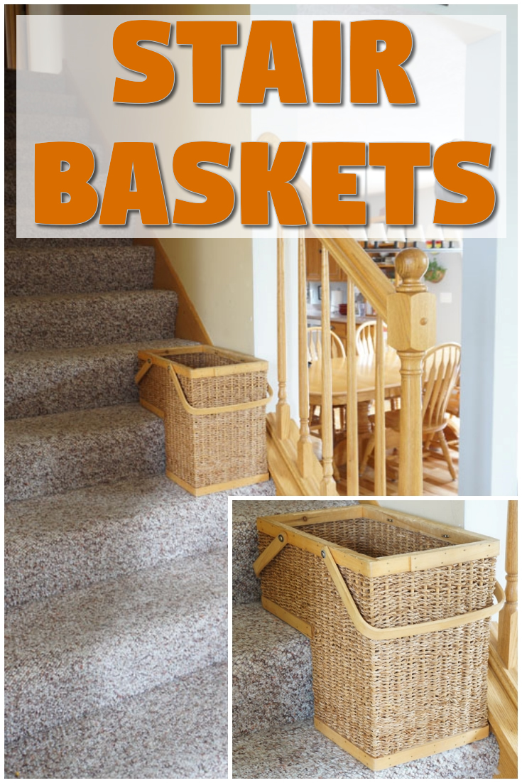 Stair Baskets