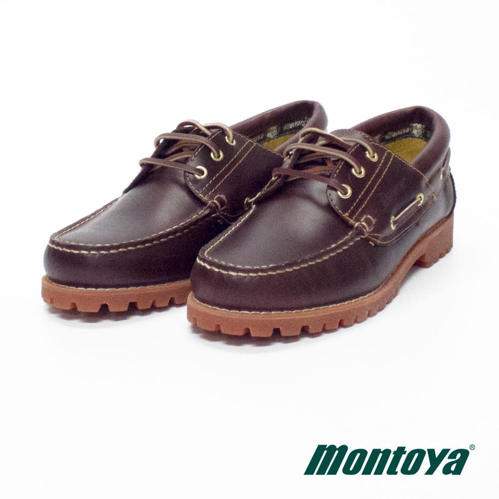 雷根鞋/帆船 - montoya