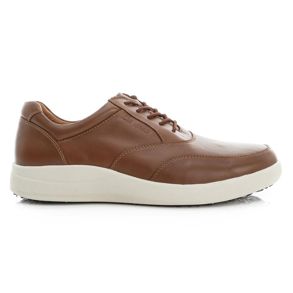 生活防水 安底防滑休閒鞋(男223019311) - LA NEW