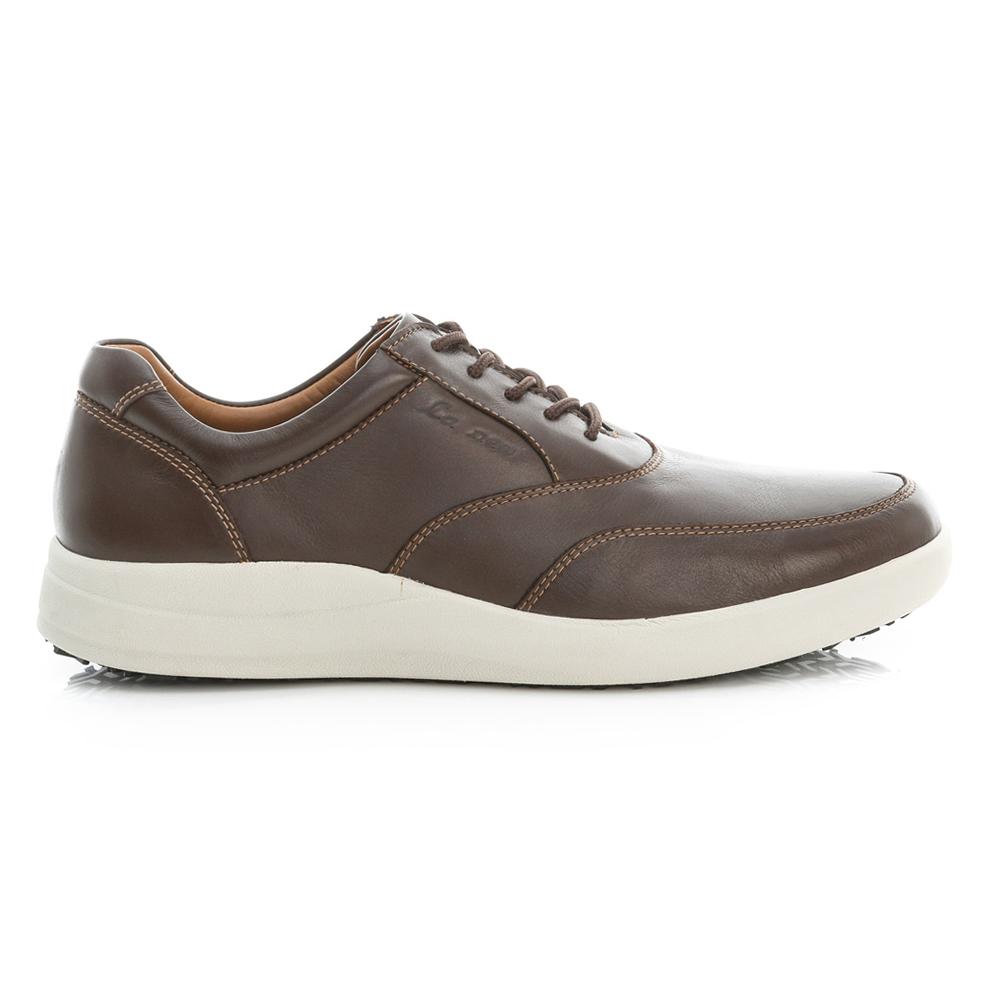 生活防水 安底防滑休閒鞋(男223019321) - LA NEW