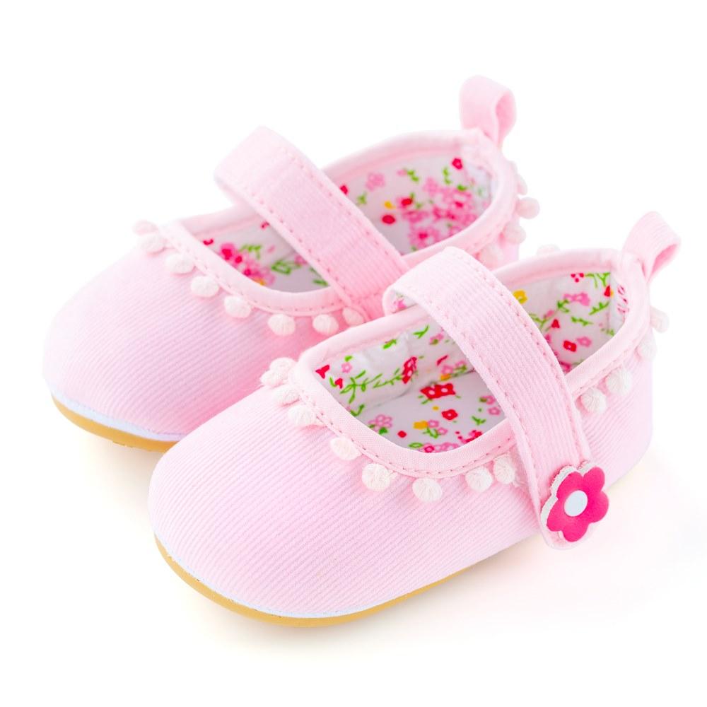 軟Q底學步鞋 - 【nikokids】學步鞋嬰幼用品