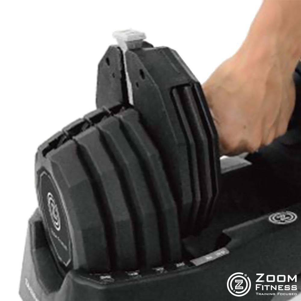 Zoom Fitness 55LB 調整式啞鈴 - ISPO 伊仕柏