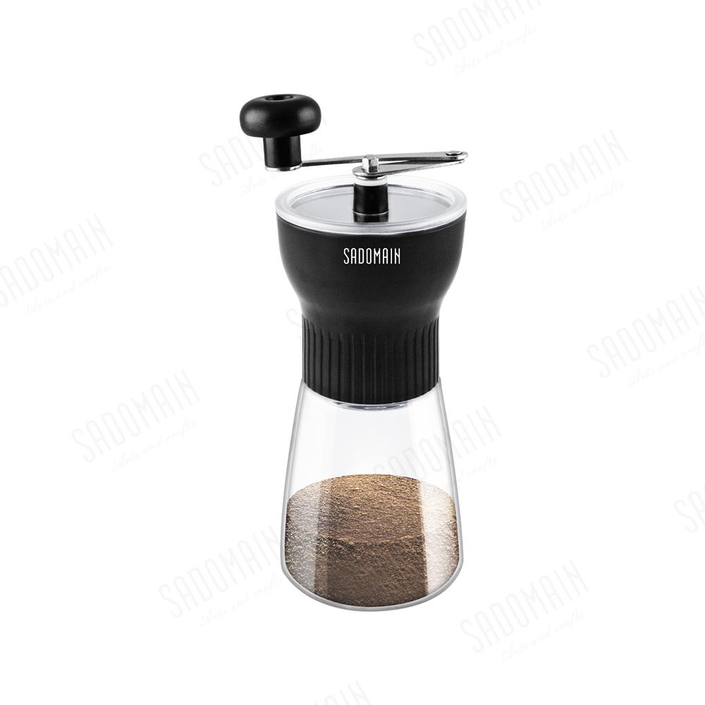 手動咖啡研磨器-輕便款 - 仙德曼SADOMAIN-官網購物商城