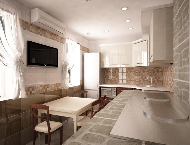 кухня 15 м2 планировка и дизайн фото 3