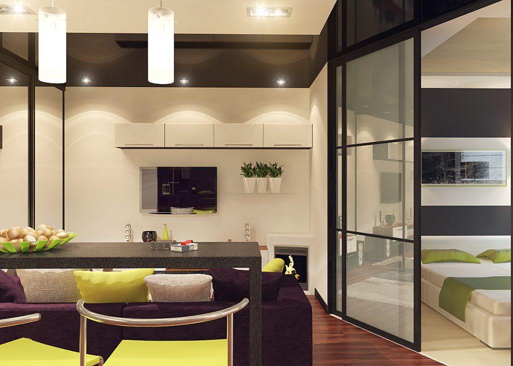 Цветовые решения мебели в кухне фото они