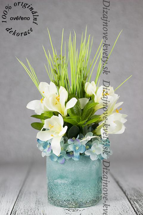 Originálna dárčeková kvetina