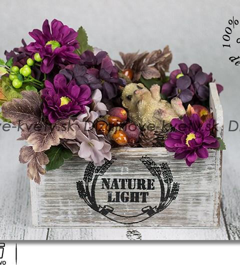bytová, jesenné, kvetinová, patina, dizajn