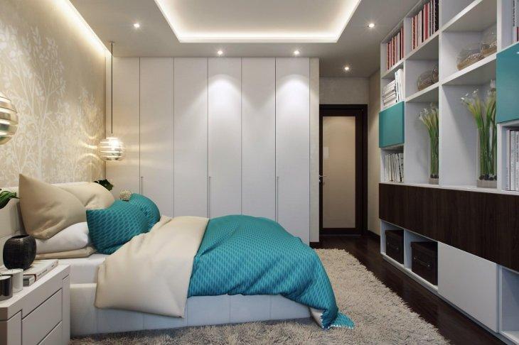 дизайн спальни фото 2019 современные идеи в квартире 3
