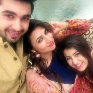 Aditya, Ishita & Ruhi Mohabbatein