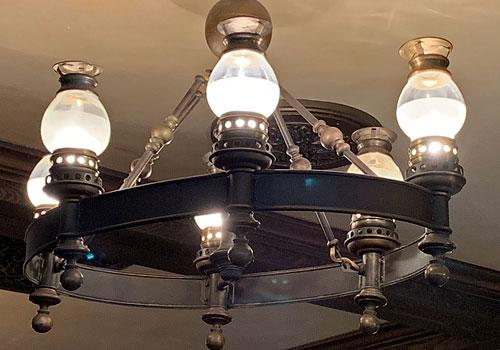 Ceiling Light Fixture Club 33 Disneyland