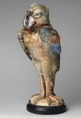 Martin Brothers Bird sculpture 1896