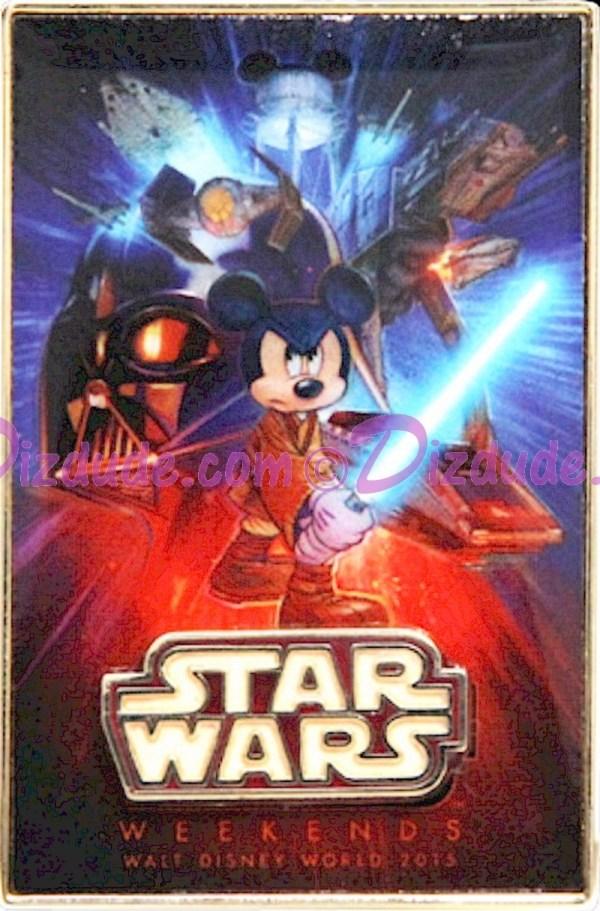Official Disney Star Wars Weekends 2015