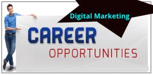 Digital Marketing career opportunities_