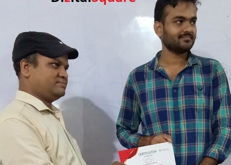 Testimonials from Sourav who has successfully completed the course and got placed as well
