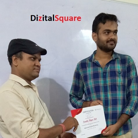 Sourav Certification