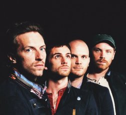 #4. Coldplay. 96 plays.