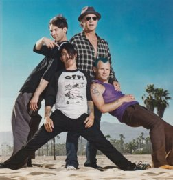 #9 Red Hot Chili Peppers
